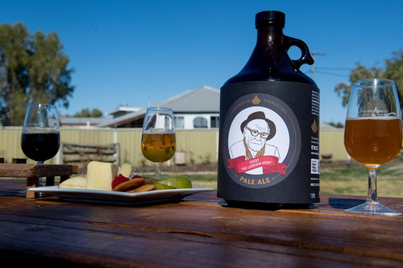 Club boutique hotel craft beer tasting cunnamulla