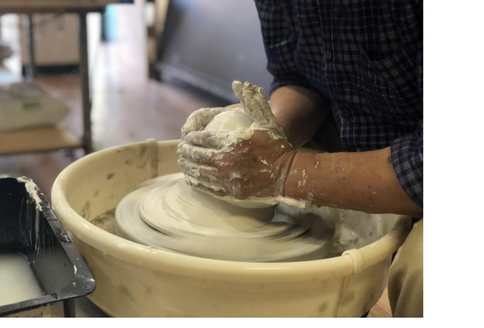Beginner's Pottery Class