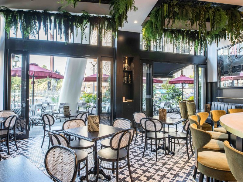 Brisbane cafe