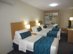 Three Singles Room