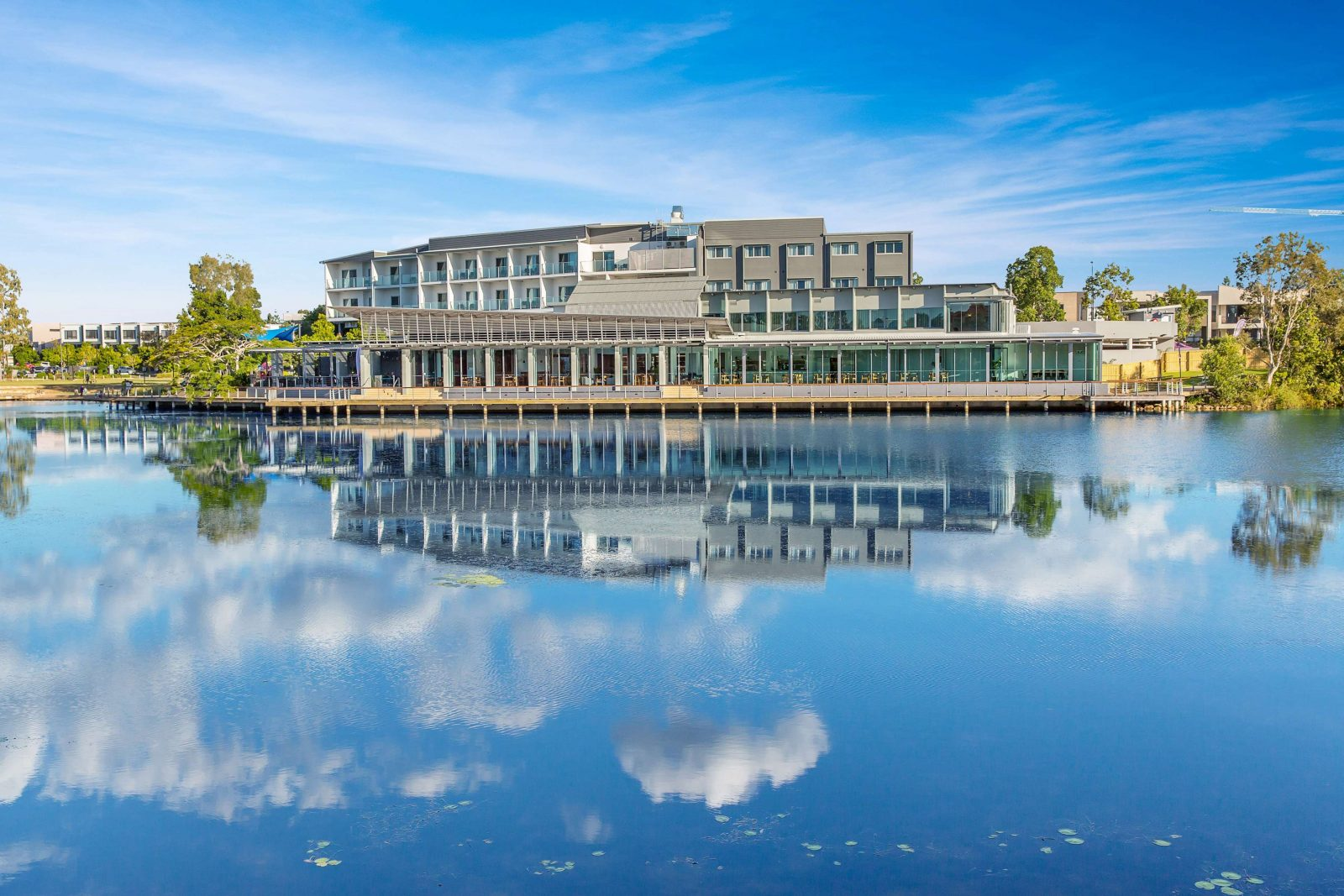 Best Western Plus North Lakes, Exterior