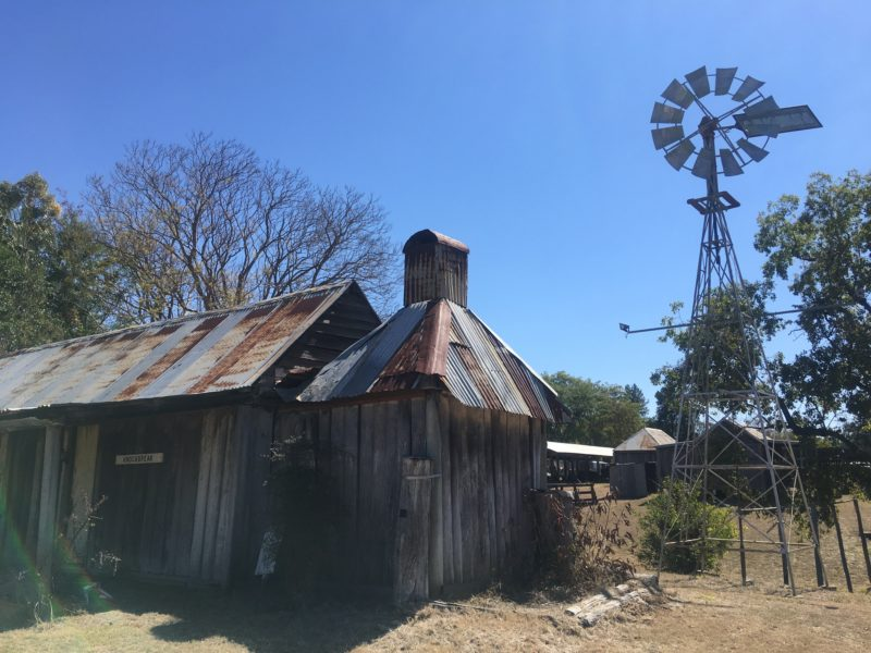 KnockBreak Homestead circa 1860