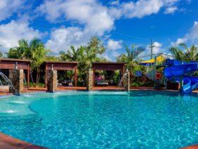 BIG4 Gold Coast Holiday Park Resort Style Pool