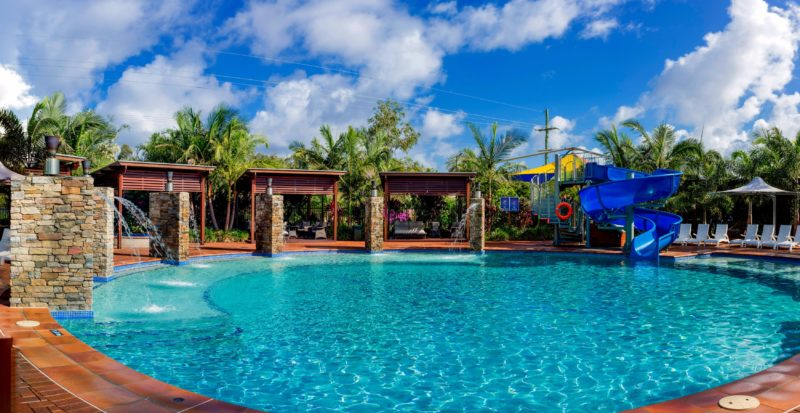 BIG4 Gold Coast Holiday Park Resort Style Pool