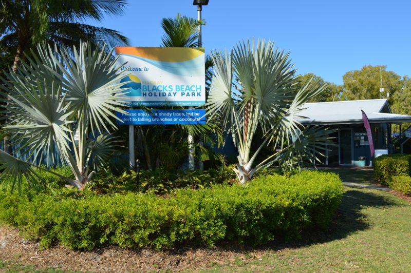 Mackay Blacks Beach Holiday Park
