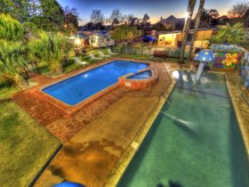 BIG4 Toowoomba Swimming Pool and Water Play Area