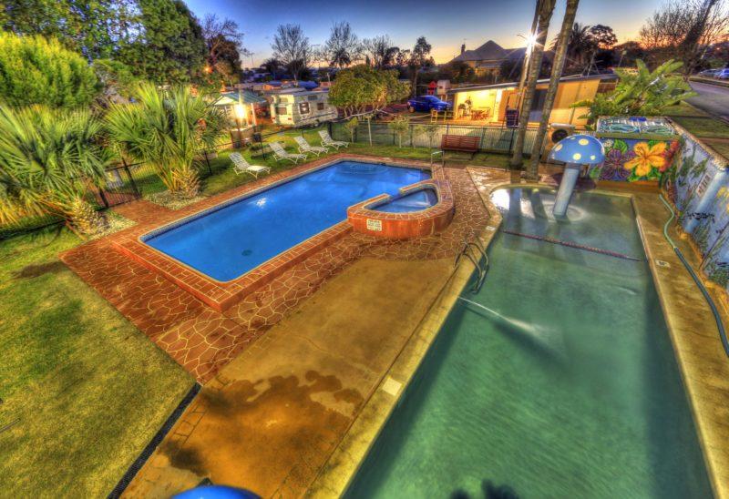 BIG4 Toowoomba Swimming Pool and Water Play Area