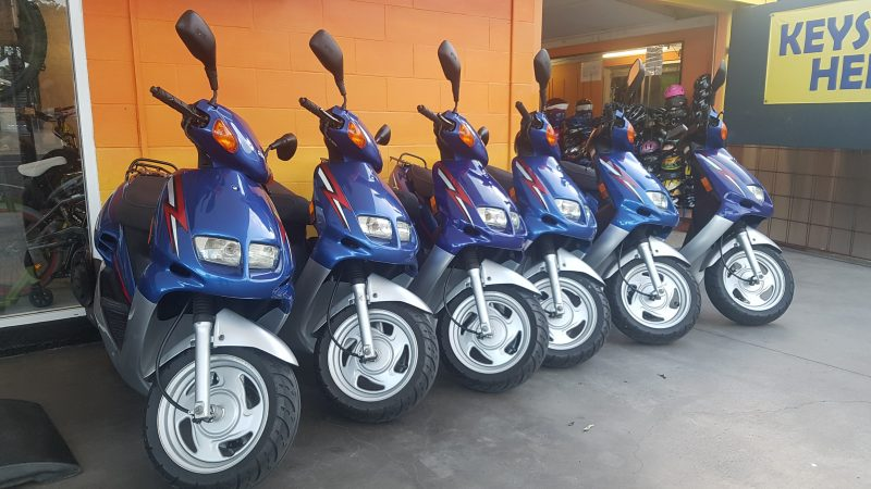 Scooyers for gire