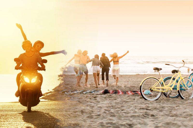 bike hire scooter hire port douglas