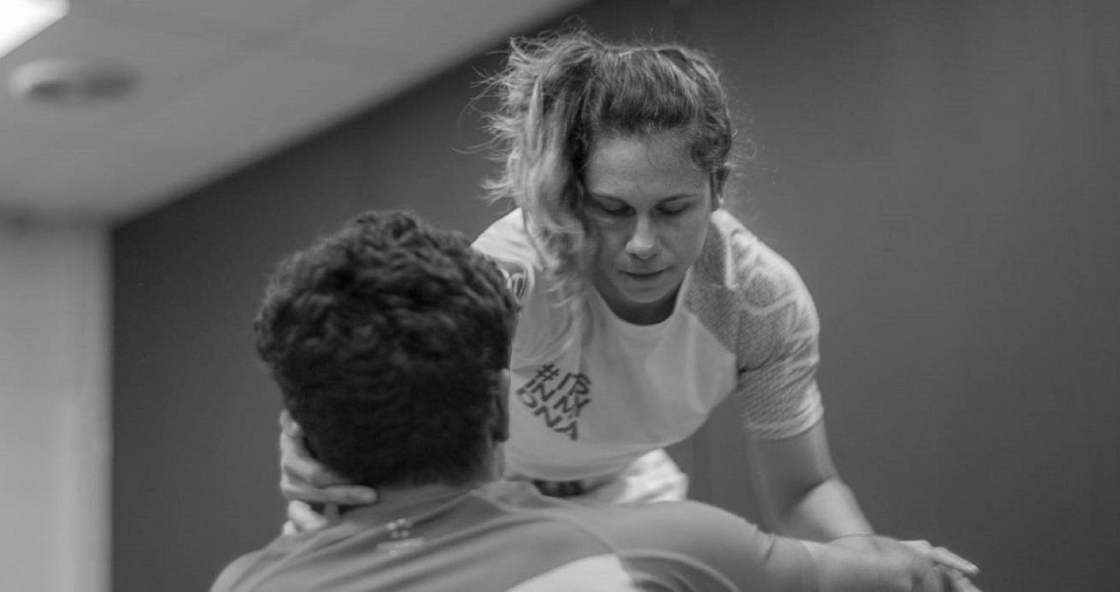 Brazilian Jiu-jitsu is known as the 'gentle art',