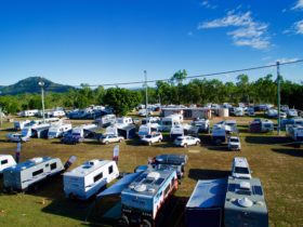 The New Age Caravan Club Group Rally 2016