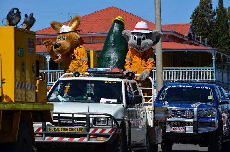 Rural Fire Brigade