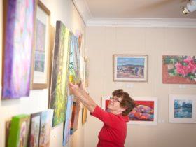 Bluebelles Art Gallery