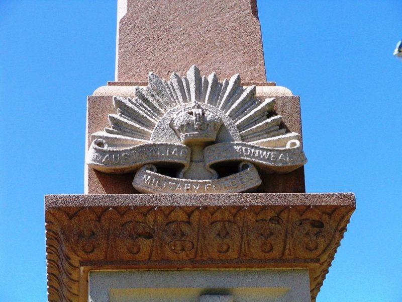 Boer War Memorial and Park