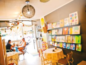 Country Shopping, Cafes, Books