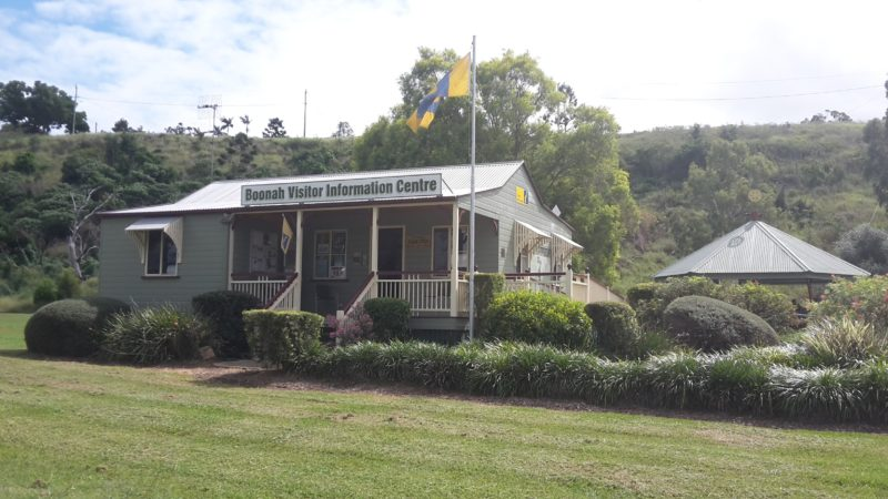 Boonah Visitor Information Centre
