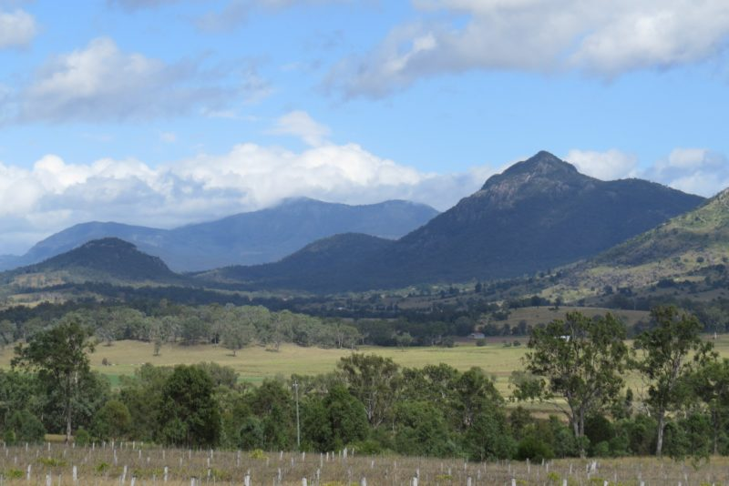 Amazing Mountains of the Scenic Rim