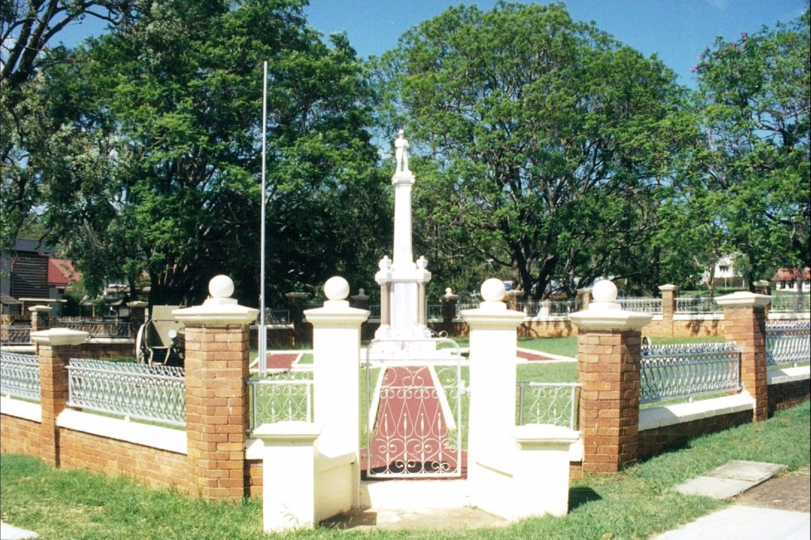 Boonah War Memorial and Memorial Park