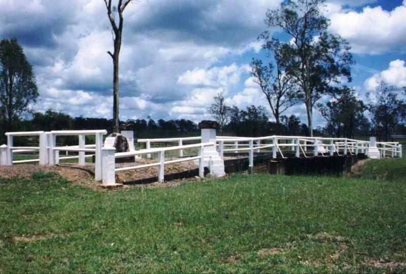 Bridge Creek War Memorial Bridge