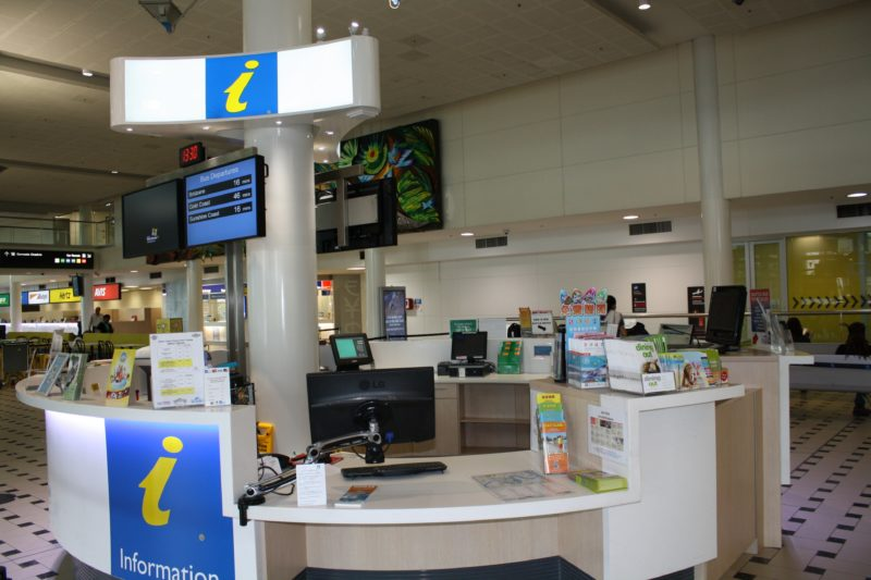Brisbane Airport (International) Visitor Information Centre