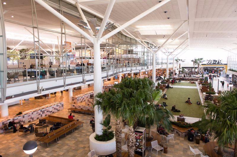 Brisbane Airport International and Domestic Terminal