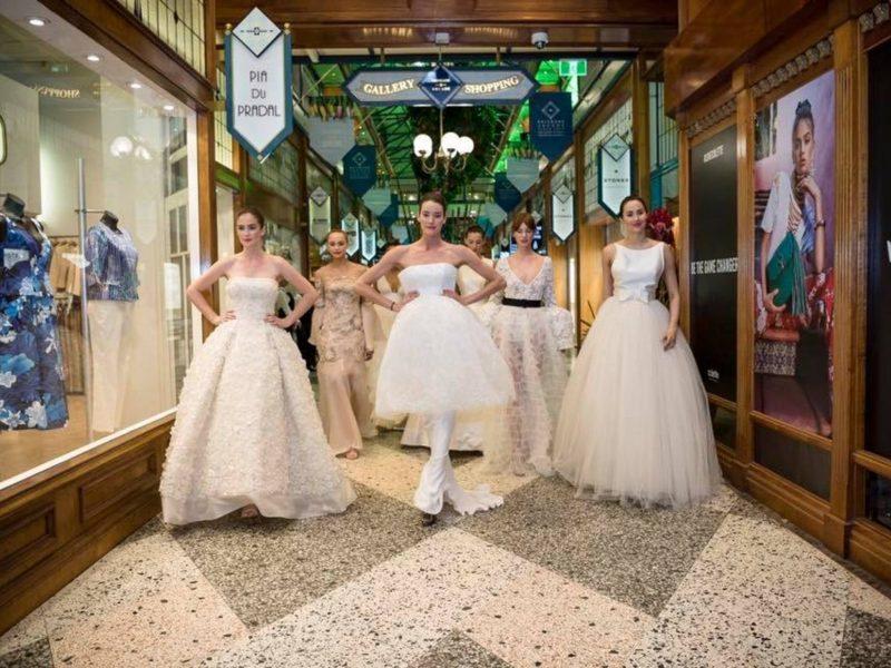 Brisbane Arcade Darb Bridal