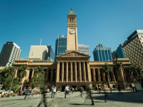 Brisbane City Hall