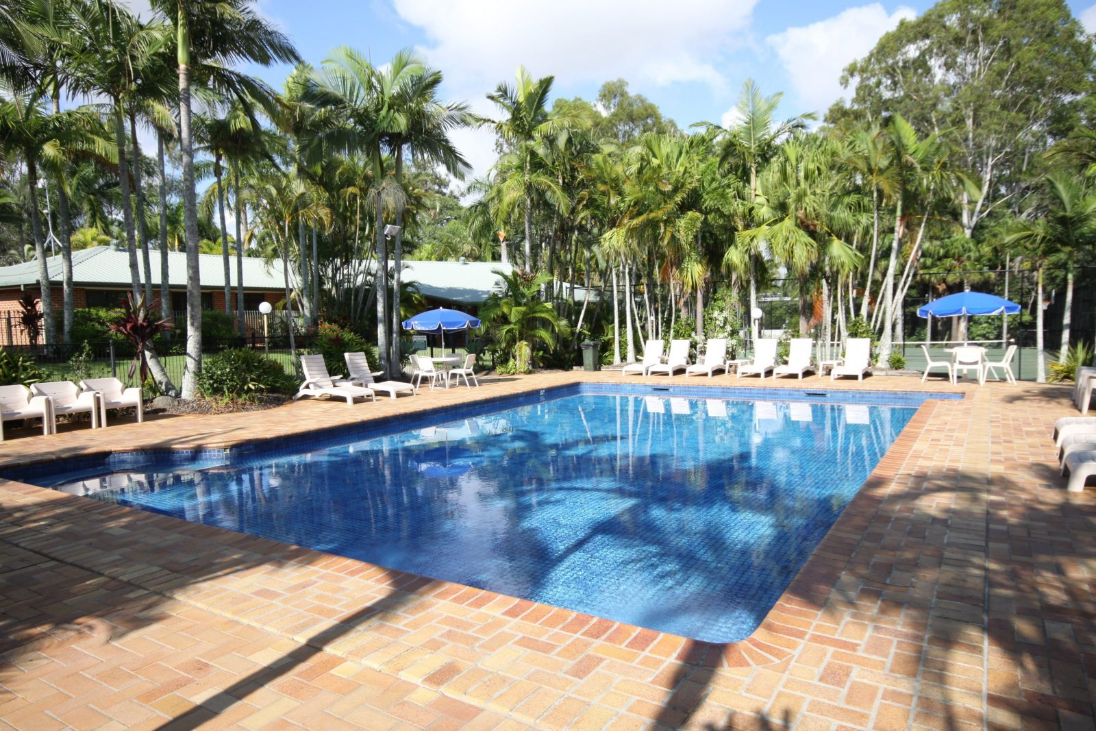 Brisbane Gateway Resort - Pool