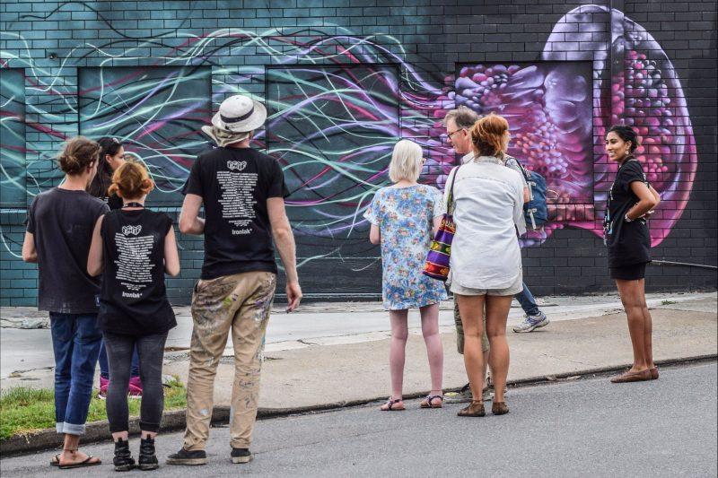 Brisbane Street Art Festival