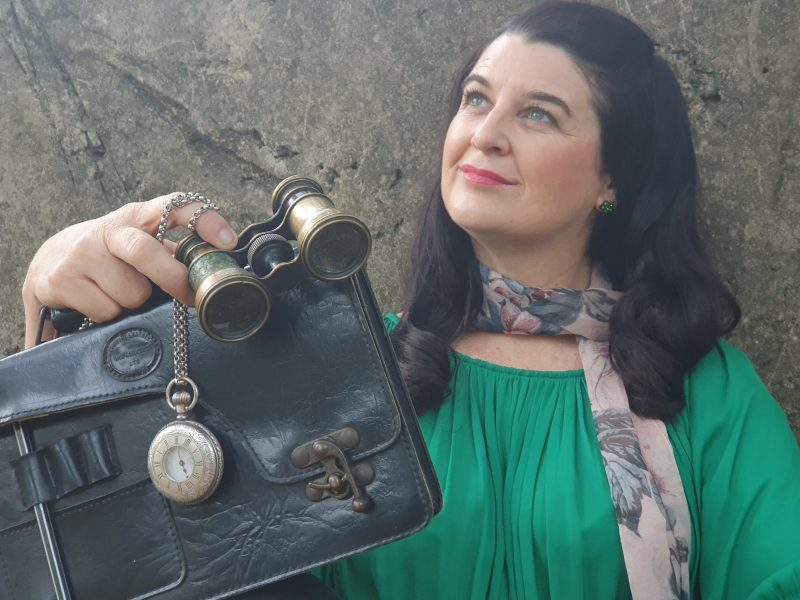 Time Travel in Brisbane with Natalie Cowling