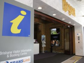 Brisbane Visitor Information and Booking Centre