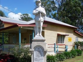 Brooweena War Memorial