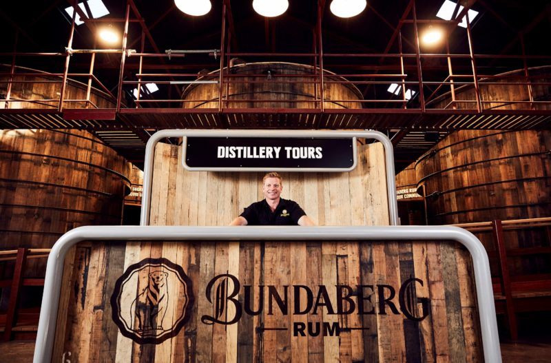 Welcome to Bundaberg Rum Distillery Tours