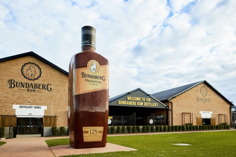 The Bundaberg Rum Visitor Experience