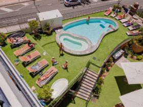 Bunk Pool