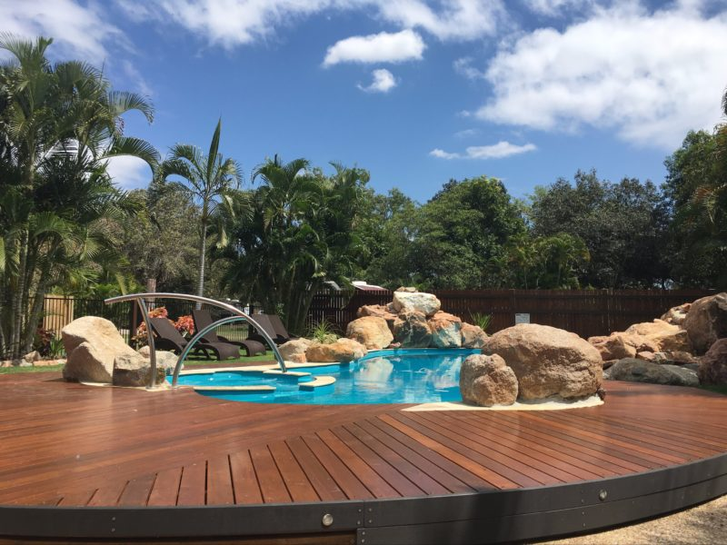 Heated Adults Only Pool and Spa