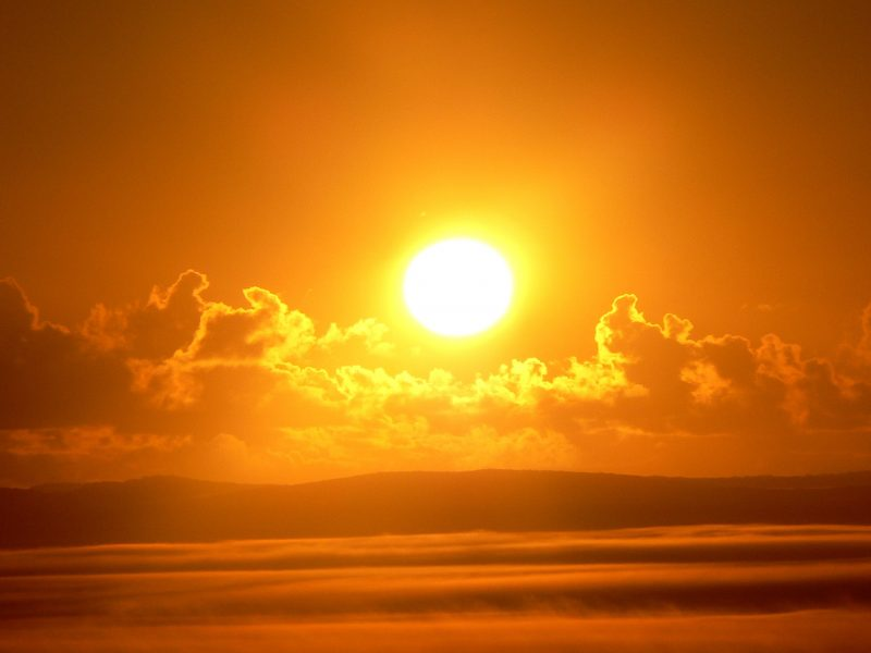 Sundowners spectacular!