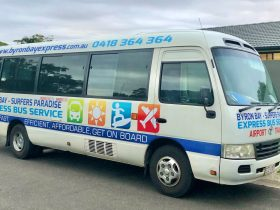 Byron Bay Express Bus