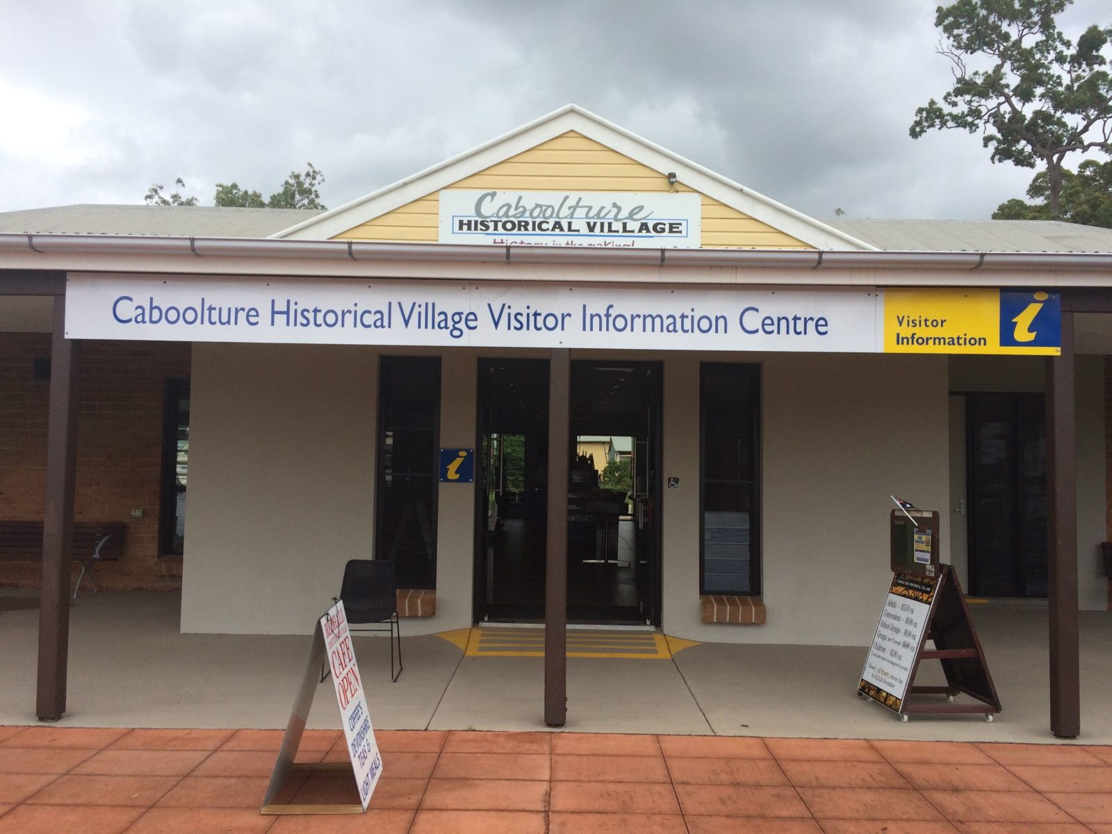 Caboolture Historical Village Visitor Information Centre