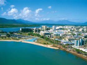 Cairns City Aerial