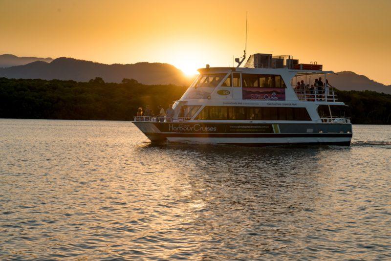 Cairns Sunset Cruises