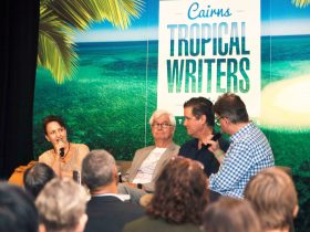 Cairns Tropical Writers Festival 2018