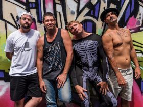 California Kings – Red Hot Chili Peppers Tribute Show