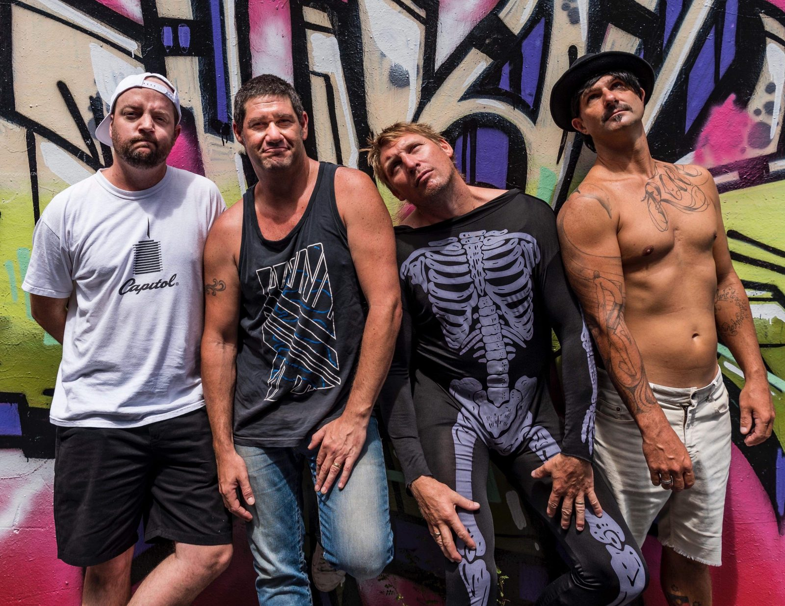 California Kings Red Hot Chilli Peppers