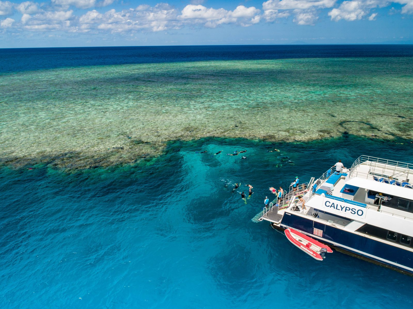 Calypso Outer Barrier Reef