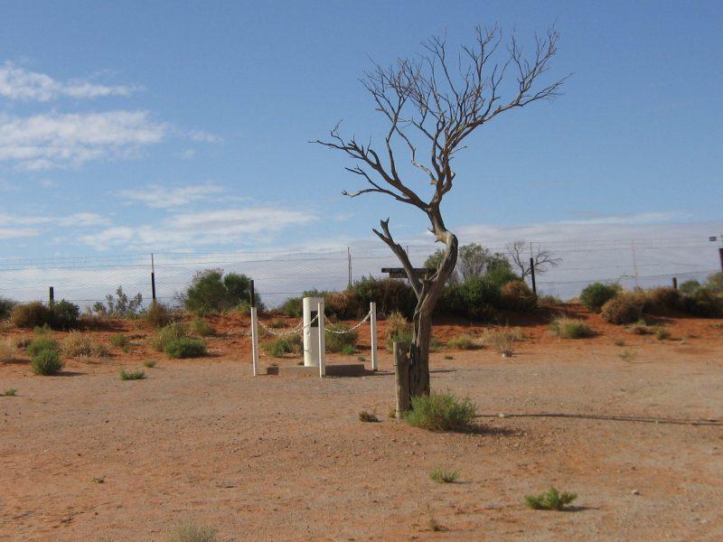 Cameron Corner Post
