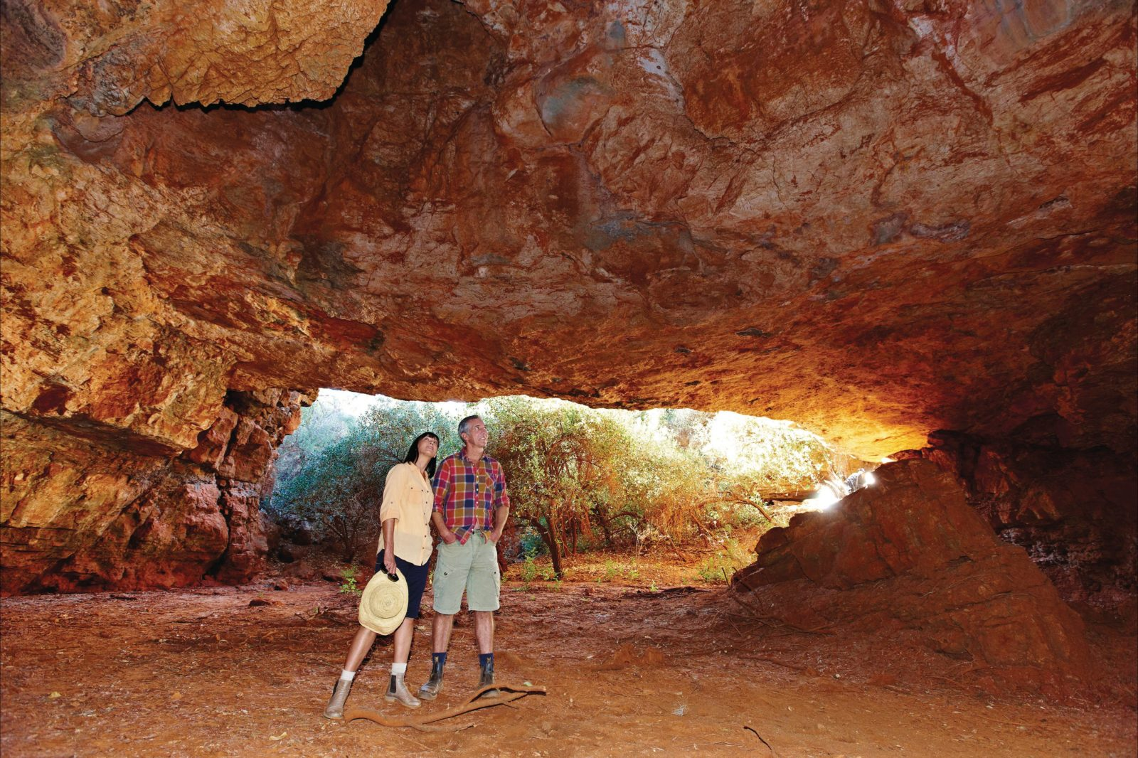 Camooweal Caves National Park