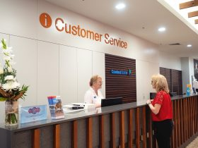 Caneland Central Customer Service Desk