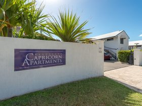 Capricorn Apartments