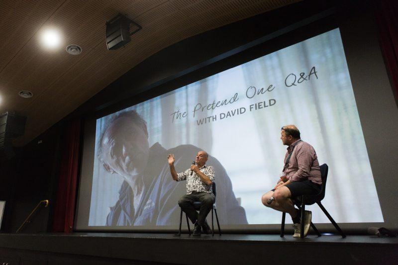 David Field and Dov Kornits discuss film, The Pretend One.